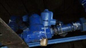 Válvulas reguladoras de presión del circuito principal del 9121